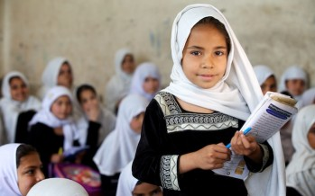 UK to provide £9m to support rural Afghan girls' education