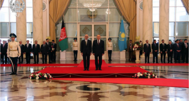 Afghanistan &  Kazakhstan sign 2 agreements, 4 MoUs