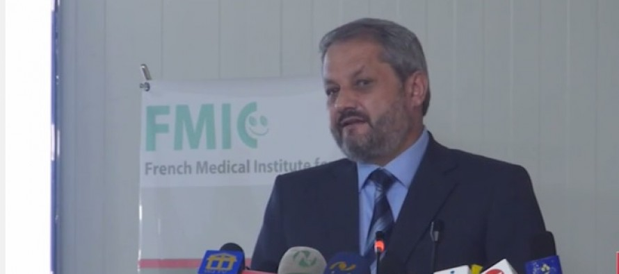 Cardiac surgery center opens in Kabul