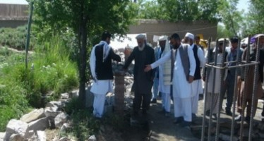 India builds 3 health centers in Badakhshan