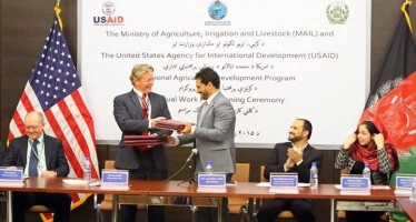 USAID finances a USD 300mn program to help improve Afghan agribusiness