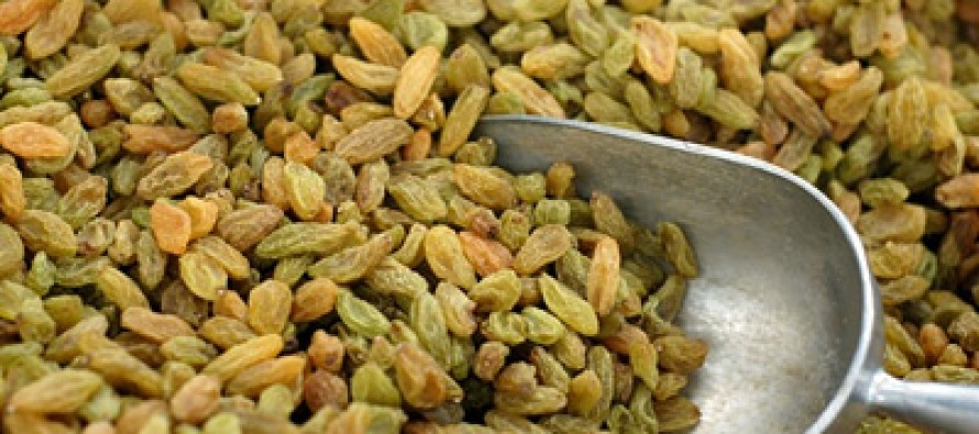 Raisin production doubles this year in Herat