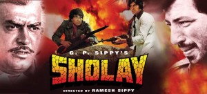 Sholay was actually a big-time flop when it first came out. But still entire family enjoy the movie whenever it comes on television.
