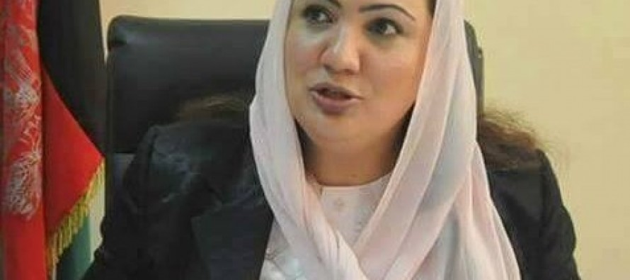 "Afghan women rights activist Shukria Barakzai among ""100 Leading Global Thinkers"""