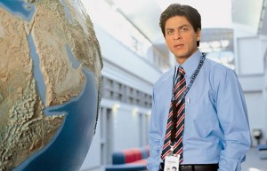 Swades was Shahrukh Khan's flop movie with lack of glam factor.But now movie achieved a cult status simply because of its content.