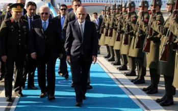 Afghan president to sign cooperation accords during Turkey visit