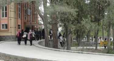 Inauguration of Career Center at Kabul University
