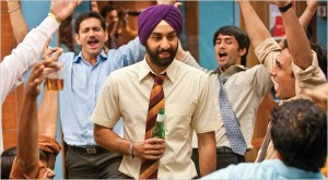 This was the first time Ranbir Kapoor was playing a Sikh in a movie, with a turban and a beard. It was flop on the box office. But after a few years, the film was considered to be one of the greatest movies of our times, and Ranbir even won a Filmfare for it.