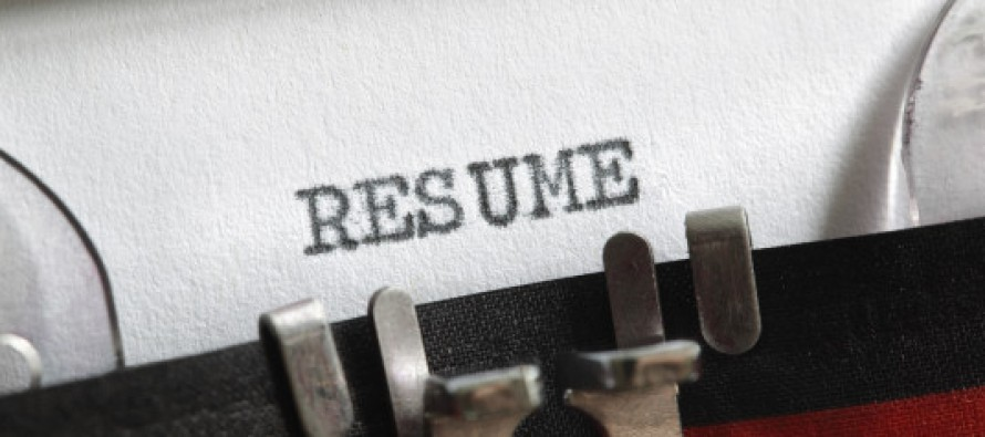 Foolish mistakes to avoid on a résumé