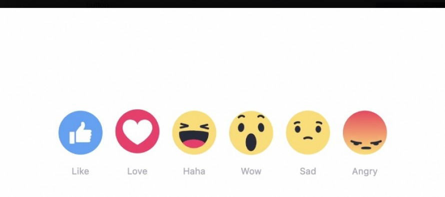 Facebook adds more reactions than just 'Like'