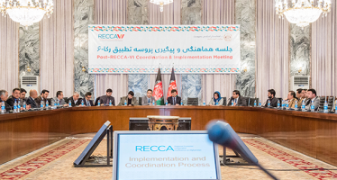 Kabul kicks off implementation process of RECCA-VI