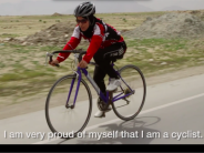 Afghan women's cycling team nominated for Nobel Peace Prize