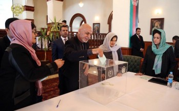 President Ghani establishes fund for women affected by violence