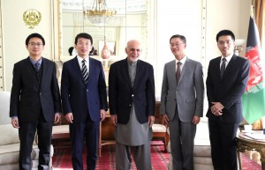 Agreement on Afghanistan-China railway construction to be signed soon