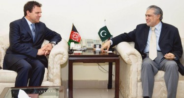 Afghanistan, Pakistan discuss economic cooperation