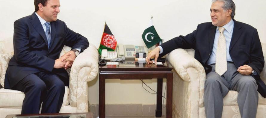 Afghanistan, Pakistan discuss economic cooperation