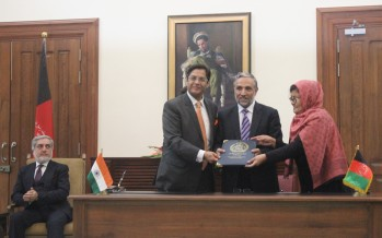 Afghanistan, India sign 92 projects worth $19.24