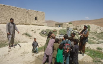 23 infrastructure projects completed in Ghor province