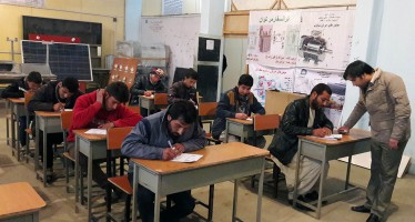Vocational training institutes open in Kabul, Mazar, Herat