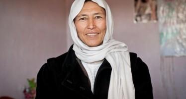 Afghan woman entrepreneur: Fatema Akbari