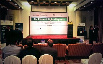 Launch of the Afghan National Payment Switch: opening the gate to the global financial network