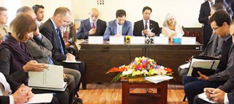 DPG advocates for extended regional cooperation to Afghanistan