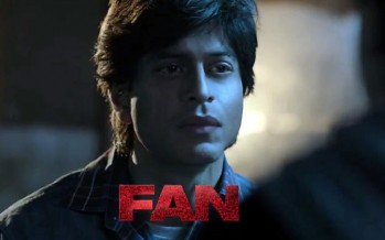 15 memorable dialogues from Shah Rukh Khan's 'FAN' movie