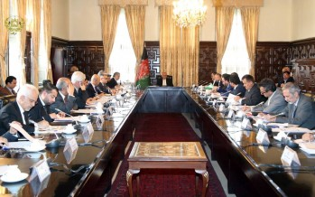 Ghani approves major projects at High Economic Council meeting