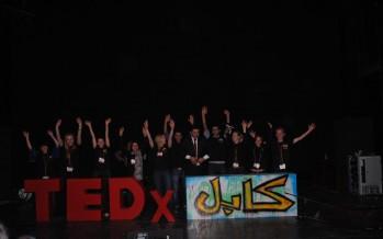USAID promote Women's Leadership Development participants attend TEDxKabul
