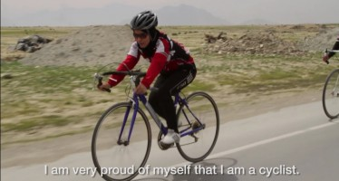 Six Afghan female cyclists to participate in a tournament in France