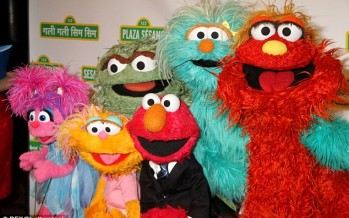 'Sesame Street' unveils Afghan Muppet called Zari