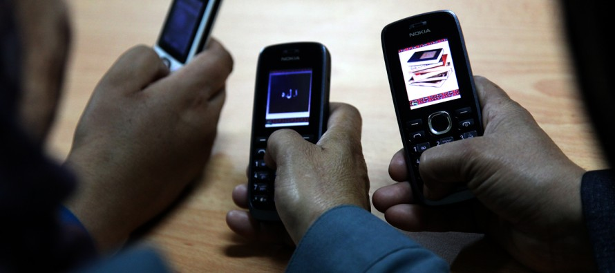 Afghanistan's telecom industry looking shaky