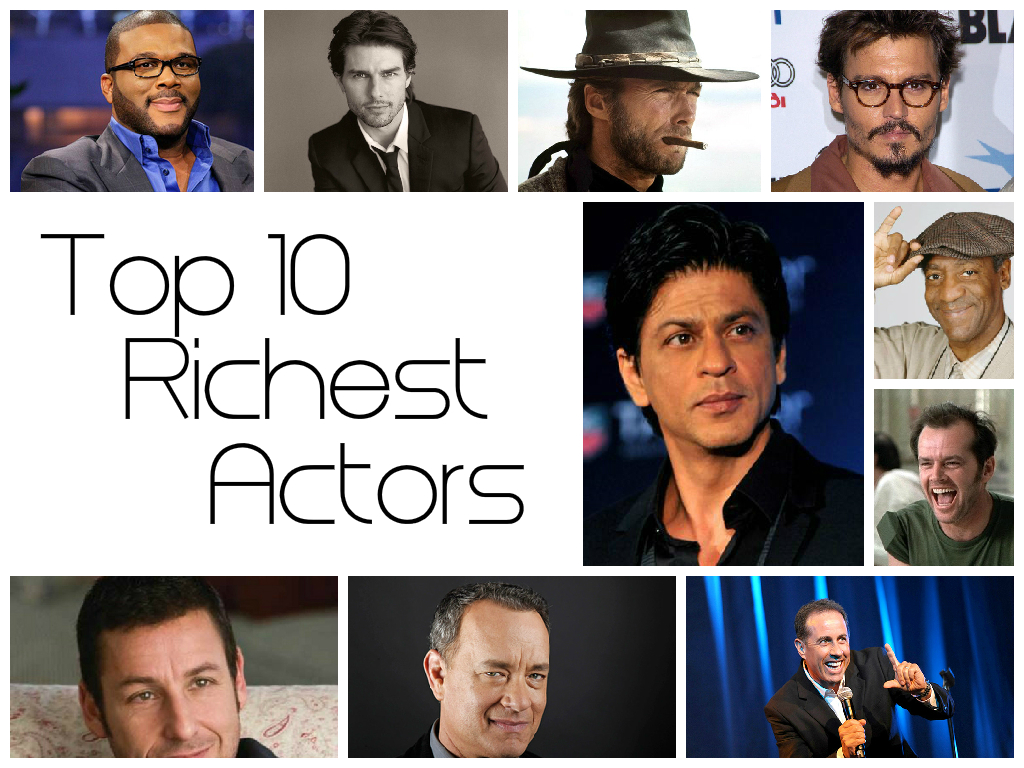 The Ten Richest Celebrities In America - forbes.com