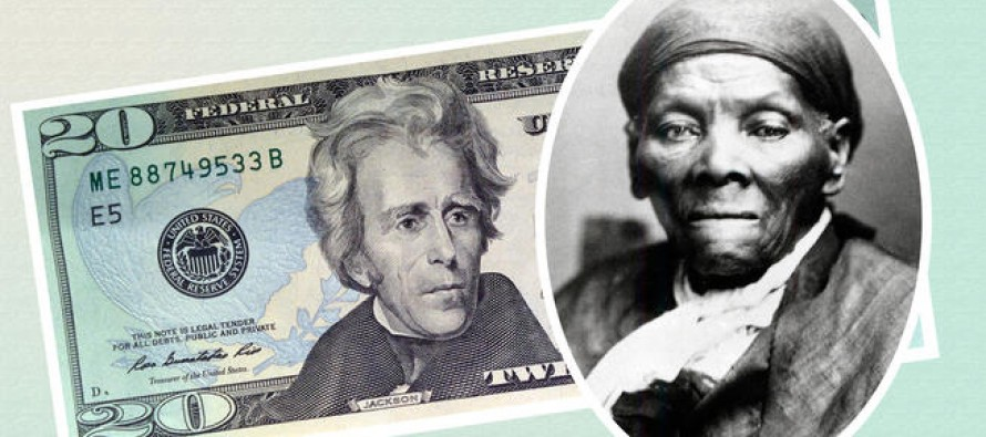 Civil rights icon Harriet Tubman to replace President Jackson on $20 bill