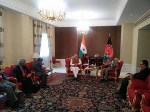 Afghanistan, Iran, India sign Chabahar agreement