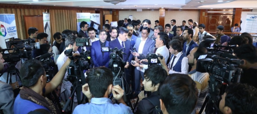 12 technology startups successfully complete 8-month incubation program in Kabul