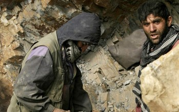 Afghanistan loses $100mn per year through illegal mining
