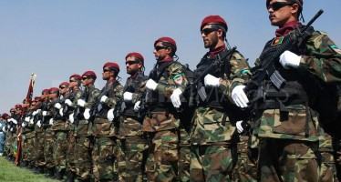 US pledges $3bn to support Afghan security forces from 2018 to 2020