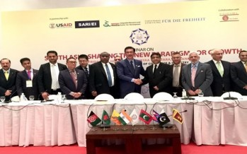 SAARC Development Fund  & SAARC Chamber of Commerce working together for regional integration