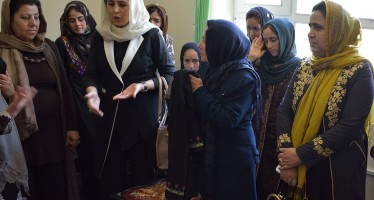 100 Women in Badakhshan complete training courses