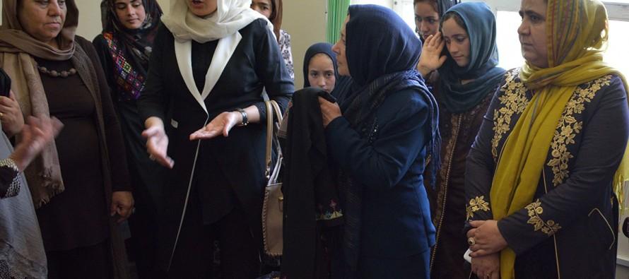 100 Women in Badakhshan complete training courses