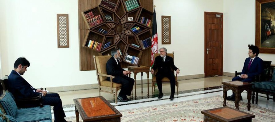 Tehran ready to foster ties with Kabul: Bahrami