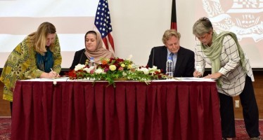 USAID, Afghan government team up to offer Afghan women internship opportunities