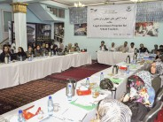 Raising legal awareness in schools in Balkh and Samangan