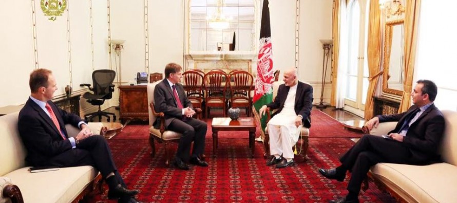 Ghani's tit-for-tat action on transit routes with Pakistan