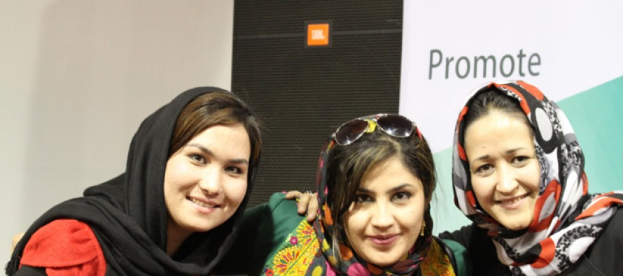 Afghan government and USAID team up to enhance workplace skills of women