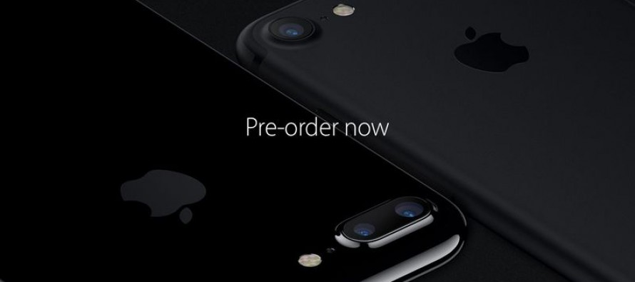 Apple releases the much awaited iPhone 7