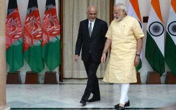 Afghanistan to receive $1bn in fresh aid from India