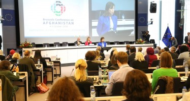 Brussels Conference reinforces role of Afghan women