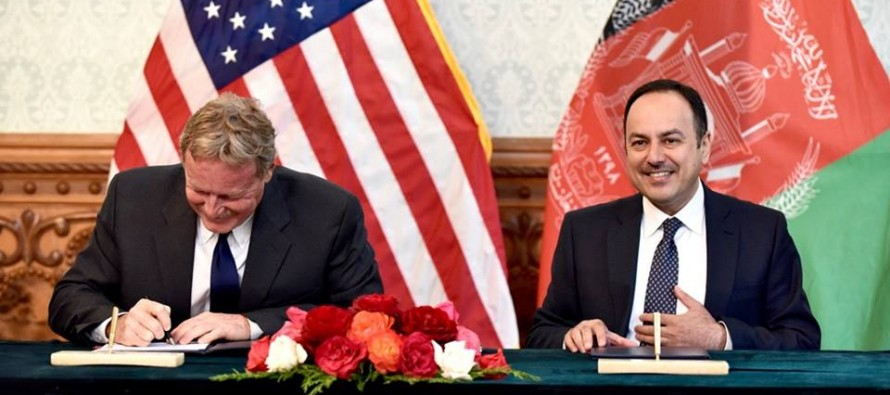 USAID provides $791mn in fresh aid to Afghanistan